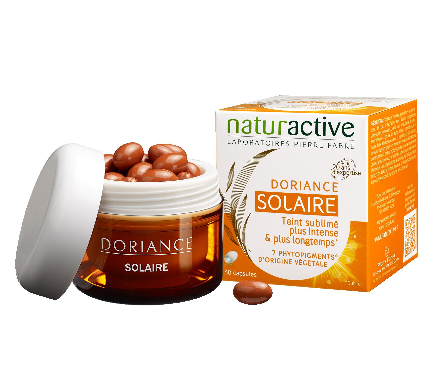 Doriance Solaire & Antiage